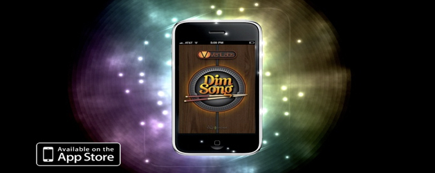 We got to give props to Dan Lehrich for selecting our music to be a part of his innovative mobile device app, Dimsong. He's doing a major demonstration of the […]